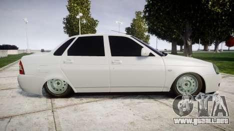 ВАЗ-2170 de alta calidad para GTA 4 left