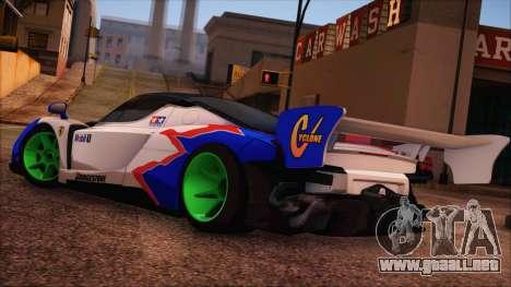 Ferrari Enzo Whirlwind Assault para GTA San Andreas left