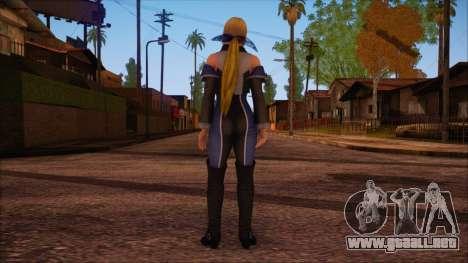 Modern Woman Skin 3 v2 para GTA San Andreas segunda pantalla