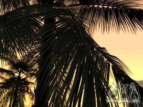 Lime ENB v1.2 SA:MP Edition para GTA San Andreas segunda pantalla