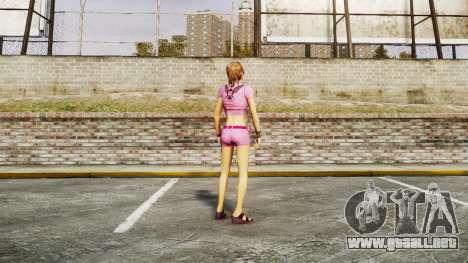 La chica del FBI para GTA 4 sexto de pantalla