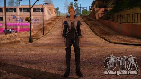 Modern Woman Skin 3 v2 para GTA San Andreas