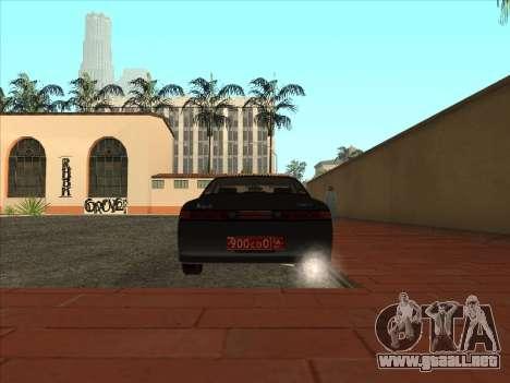 Toyota Mark II Consular para la visión correcta GTA San Andreas