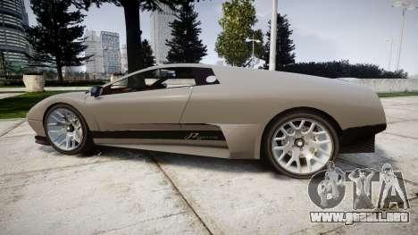 Pegassi Infernus Carbonerra para GTA 4 left