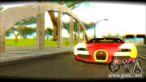 DayLight ENB for Medium PC para GTA San Andreas séptima pantalla