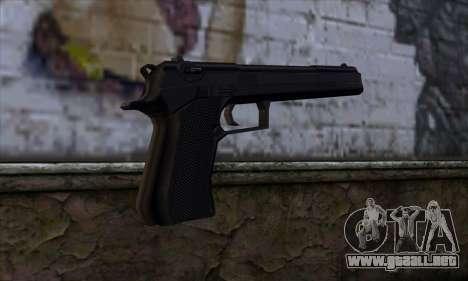 Grammaton Cleric Beretta v2 para GTA San Andreas segunda pantalla