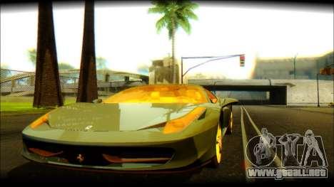 DayLight ENB for Medium PC para GTA San Andreas sexta pantalla