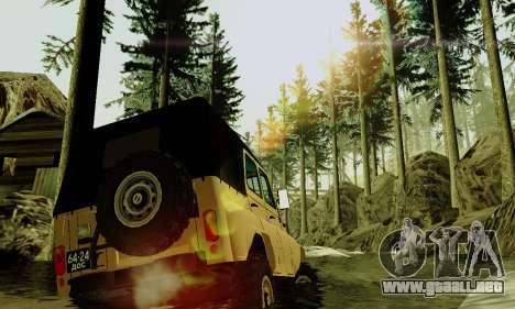 Pista de off-road 4.0 para GTA San Andreas séptima pantalla