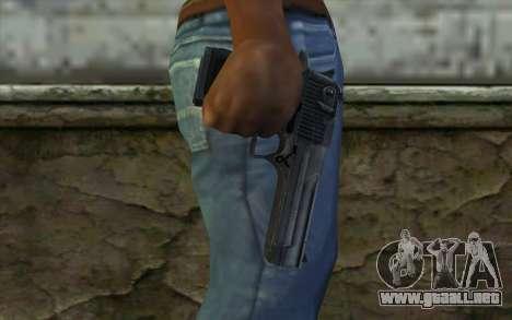Desert Eagle Standart v1 para GTA San Andreas tercera pantalla