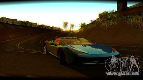DayLight ENB for Medium PC para GTA San Andreas quinta pantalla