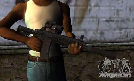 HX AP 15 from Hitman Absolution para GTA San Andreas tercera pantalla