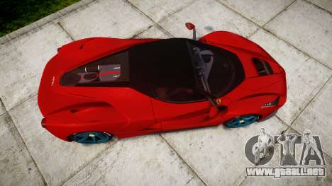 Ferrari LaFerrari 2014 [EPM] para GTA 4 visión correcta