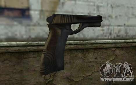 Devil Eye para GTA San Andreas segunda pantalla