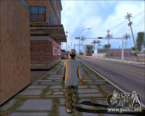 ClickClacks ENB V1 para GTA San Andreas sucesivamente de pantalla