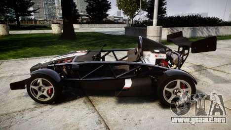 Ariel Atom V8 2010 [RIV] v1.1 Tashimo para GTA 4 left
