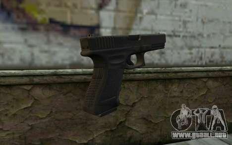 Glock-17 para GTA San Andreas segunda pantalla