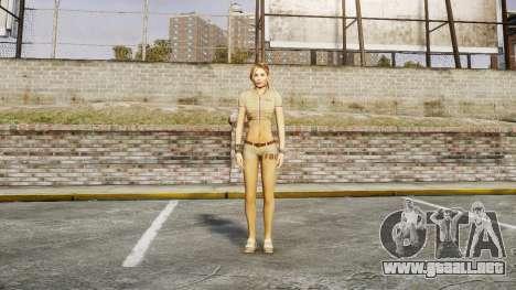 La chica del FBI para GTA 4 tercera pantalla