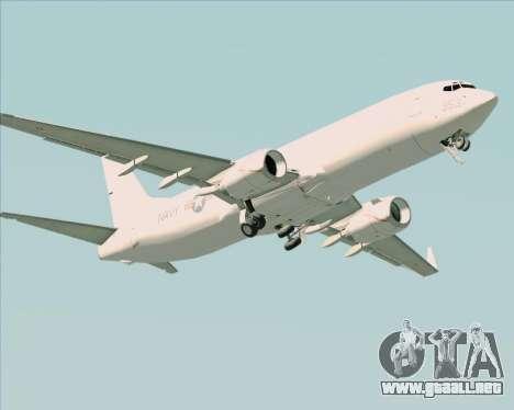 Boeing P-8 Poseidon US Navy para las ruedas de GTA San Andreas