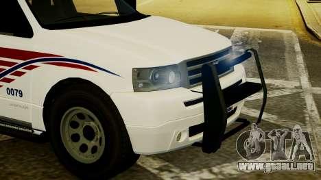 Dundreary Landstalker [ELS] para GTA 4 visión correcta