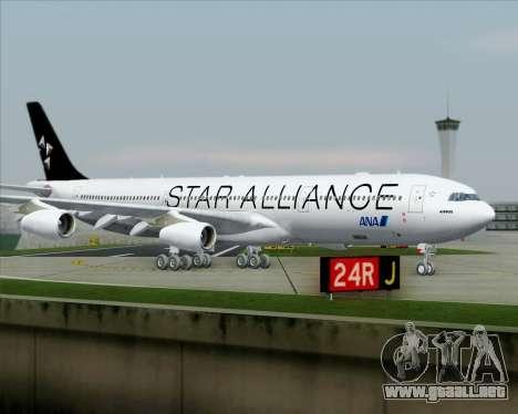 Airbus A340-300 All Nippon Airways (ANA) para GTA San Andreas