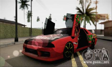 New Elegy Drift Edition para la visión correcta GTA San Andreas