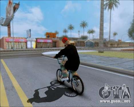 ClickClacks ENB V1 para GTA San Andreas quinta pantalla