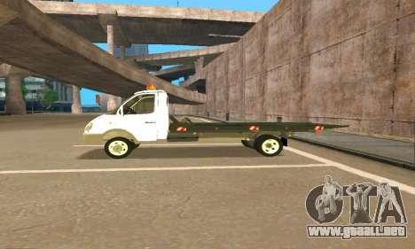 Gacela de Remolque 33023 v1.2 Beta para la vista superior GTA San Andreas