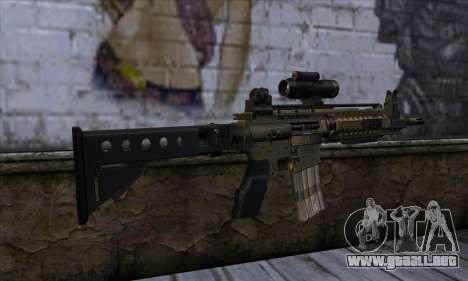 LR300 v1 para GTA San Andreas segunda pantalla