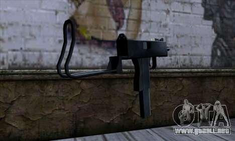 Micro Uzi v2 para GTA San Andreas segunda pantalla