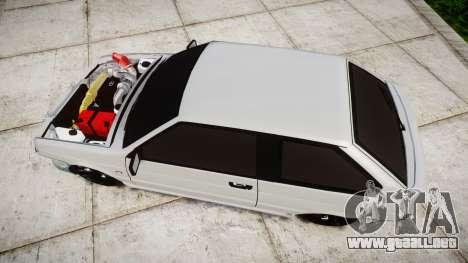 VAZ-2113 Turbo para GTA 4 visión correcta