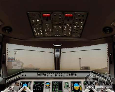 Embraer E-190 Air Canada para el motor de GTA San Andreas