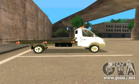 Gacela de Remolque 33023 v1.2 Beta para GTA San Andreas left