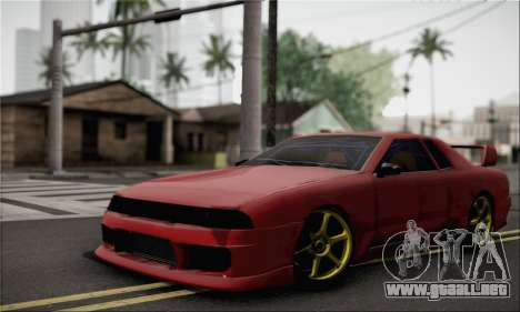 New Elegy Drift Edition para GTA San Andreas