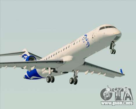 Embraer CRJ-700 China Express Airlines (CEA) para el motor de GTA San Andreas