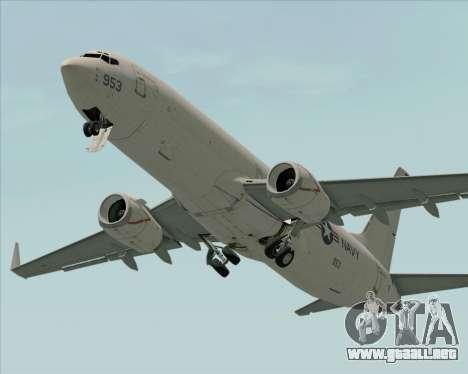 Boeing P-8 Poseidon US Navy para el motor de GTA San Andreas