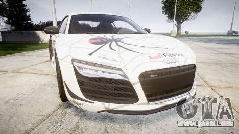 Audi R8 LMX 2015 [EPM] Cobweb para GTA 4