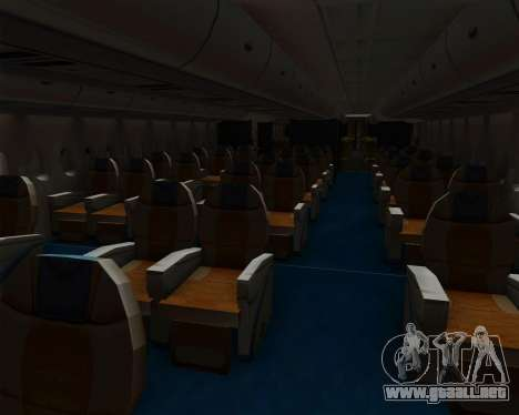 Airbus A380-800 Hainan Airlines para el motor de GTA San Andreas