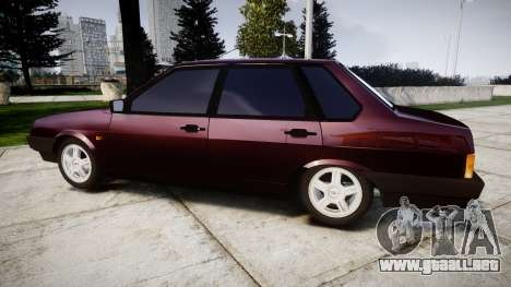 VAZ 21099 Satélite para GTA 4 left