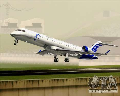 Embraer CRJ-700 China Express Airlines (CEA) para GTA San Andreas