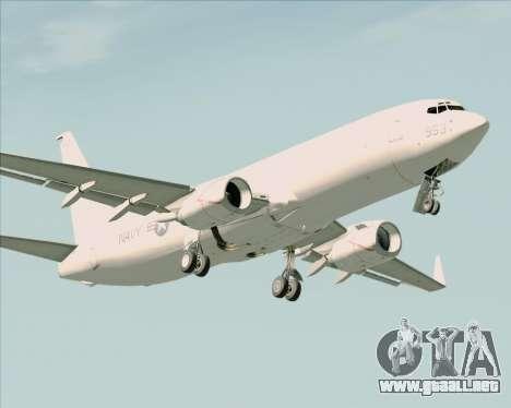 Boeing P-8 Poseidon US Navy para GTA San Andreas