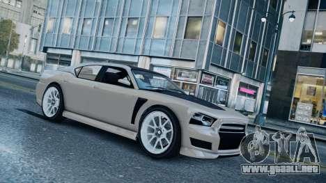 GTA 5 Bravado Buffalo para GTA 4