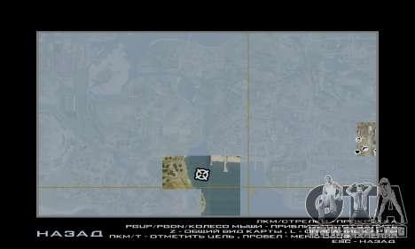 Pista de off-road 4.0 para GTA San Andreas twelth pantalla