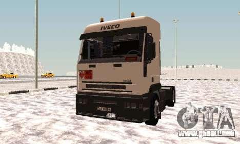 Iveco EuroTech Inflamables para GTA San Andreas
