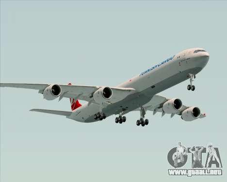 Airbus A340-600 Turkish Cargo para el motor de GTA San Andreas