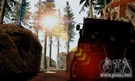 Pista de off-road 4.0 para GTA San Andreas décimo de pantalla