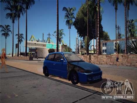 Honda Civic JDM Edition para GTA San Andreas