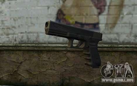 Glock-17 para GTA San Andreas