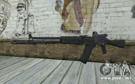 AK-107 de ARMA2 para GTA San Andreas