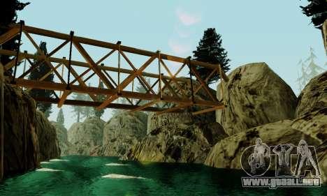 Pista de off-road 4.0 para GTA San Andreas undécima de pantalla