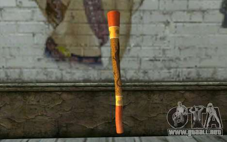 Flauta para GTA San Andreas